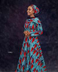 Latest Ankara Styles 2021 For African Ladies (10)