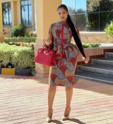 Latest Ankara Styles 2021 For African Ladies (5)