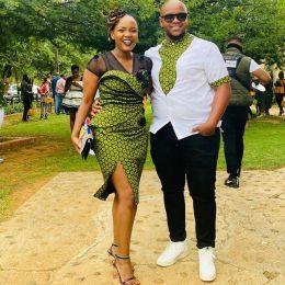 Perfect Traditional Shweshwe Dresses 2021 (2)