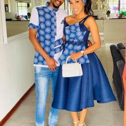 Perfect Traditional Shweshwe Dresses 2021 (5)