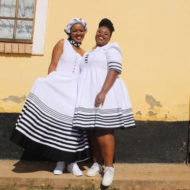 Stunning Xhosa Traditional Attires for African Women (12)