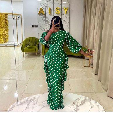 Lovely African Ankara Fashion Dresses 2022 (3)