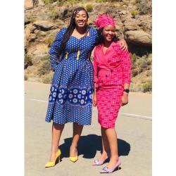 Seshoeshoe Dresses 2021 For Black Women – Seshoeshoe Dresses (7)