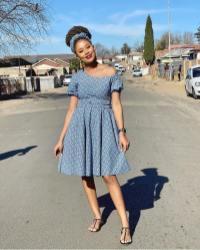 Seshoeshoe Dresses 2021 For Black Women – Seshoeshoe Dresses (8)