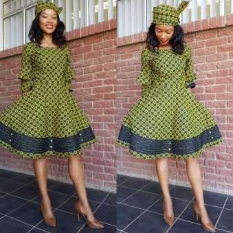 Seshoeshoe Dresses 2021 For Black Women – Seshoeshoe Dresses (9)