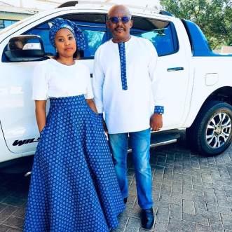 Shweshwe Traditional Dresses 2021 For Black Woman (11)