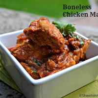 Boneless Chicken Masala