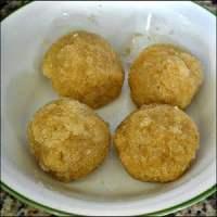 Sanjori - Rava Sheera Paratha - Sweet Paratha - Semolina Pudding Stuffed Indian Flabread