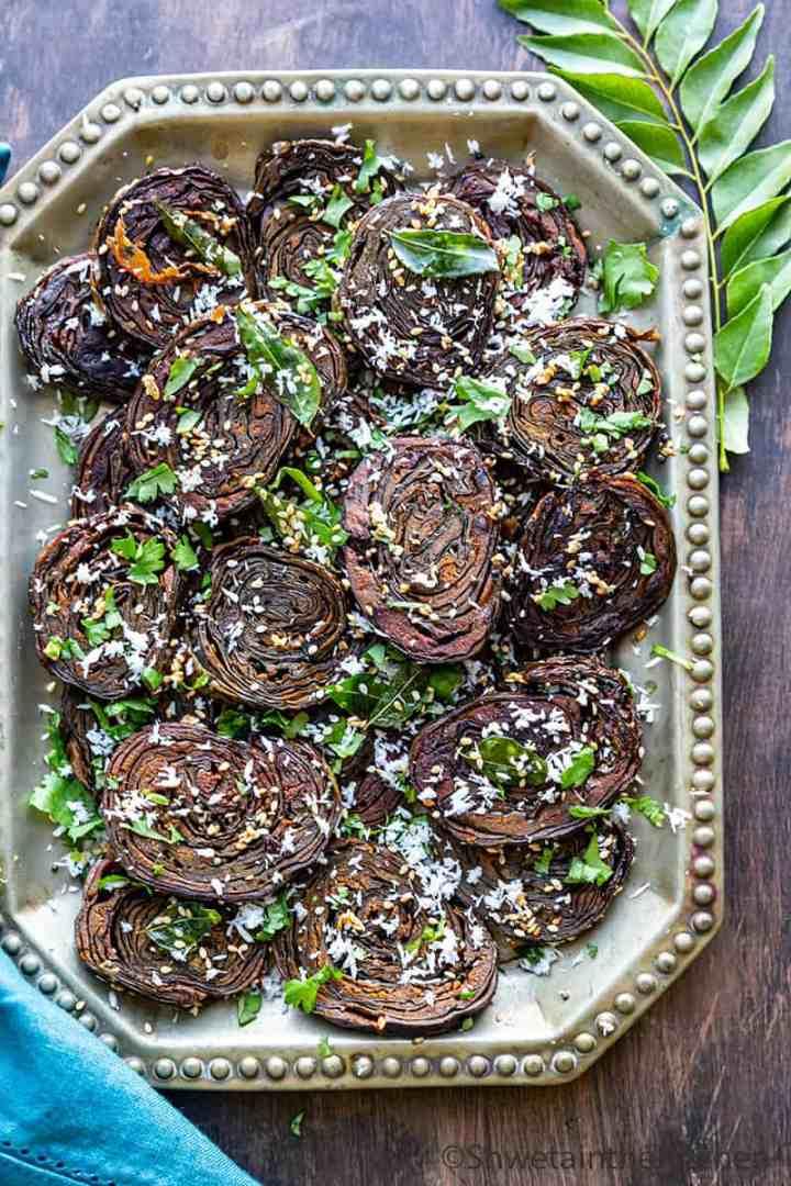 Alu Wadi - Patra Recipe