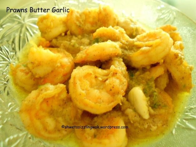 Prawns Butter Garlic