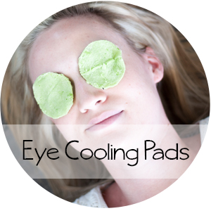 DIY Eye cooling Pads || Shwin&Shwin