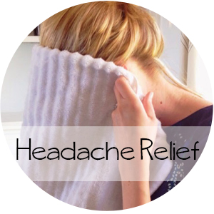 headache relief steam || Shwin&Shwin