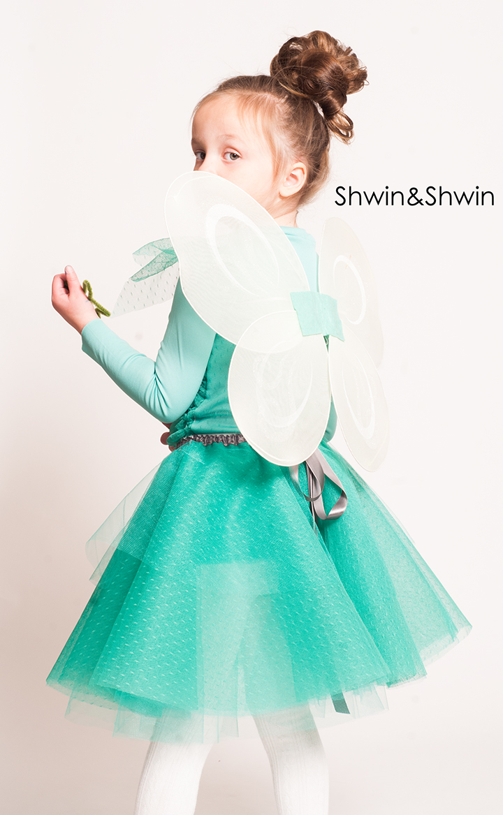 DIY Fairy Princess Costume    Shwin&Shwin