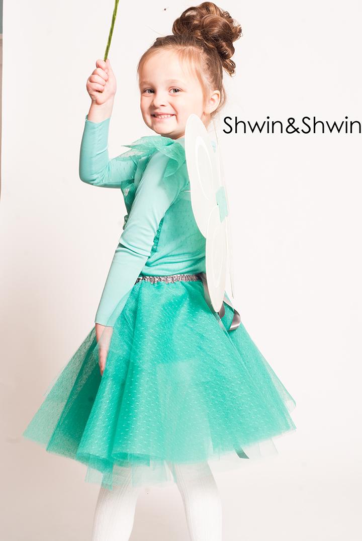 DIY Fairy Princess Costume || Shwin&Shwin