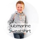Submarine Pullover || Shwin Designs