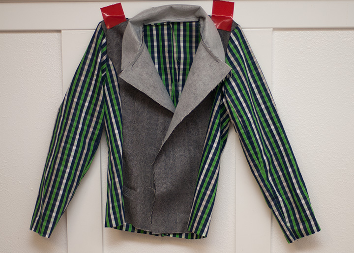 Boys Blazer Pattern Sew-a-long ||FREE PDF Pattern || Sewing and Fitting the outer layer