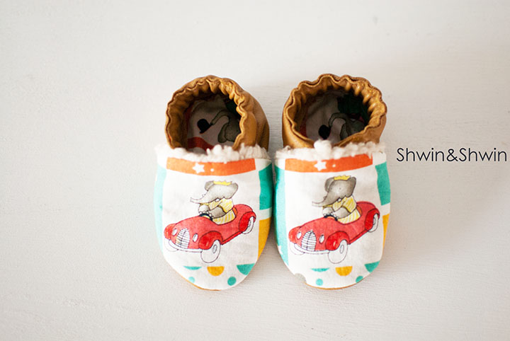 Baby Gift Ideas || Book+Softie+Fabric || Shwin&Shwin