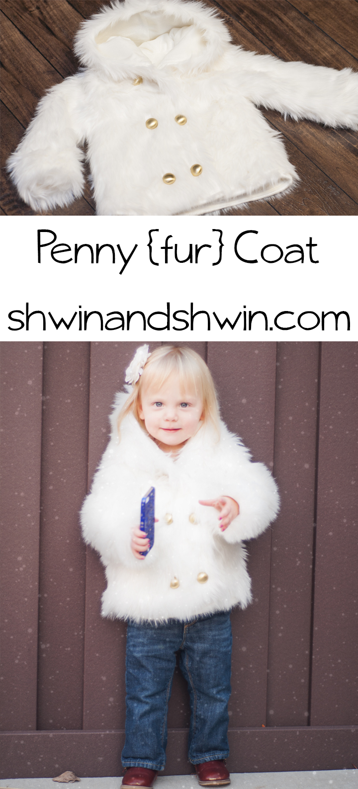 Fur Coat || The Penny Coat || Shwin&Shwin