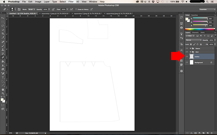 How to make a PDF Pattern in Photoshop || Part IIII - Shwin