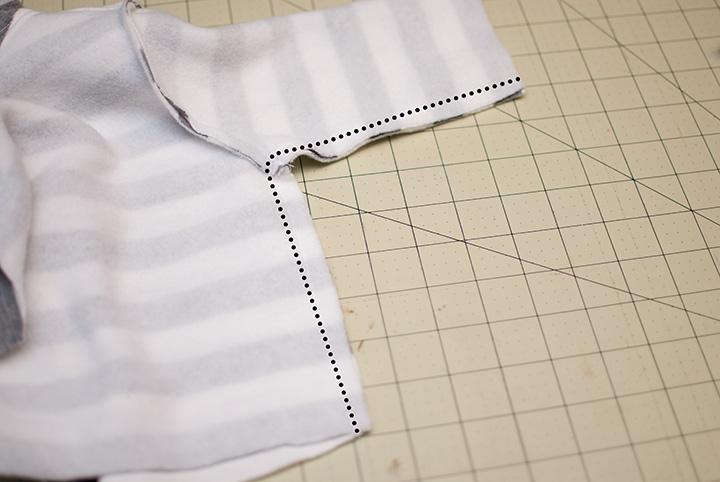 Circle Cardigan || Free PDF Pattern || Shwin&Shwin