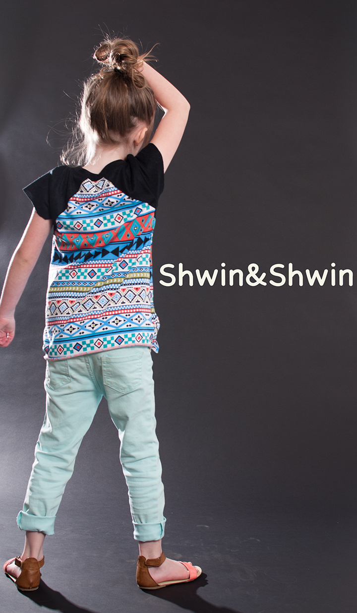 Anytime At All Tee || Shwin&Shwin
