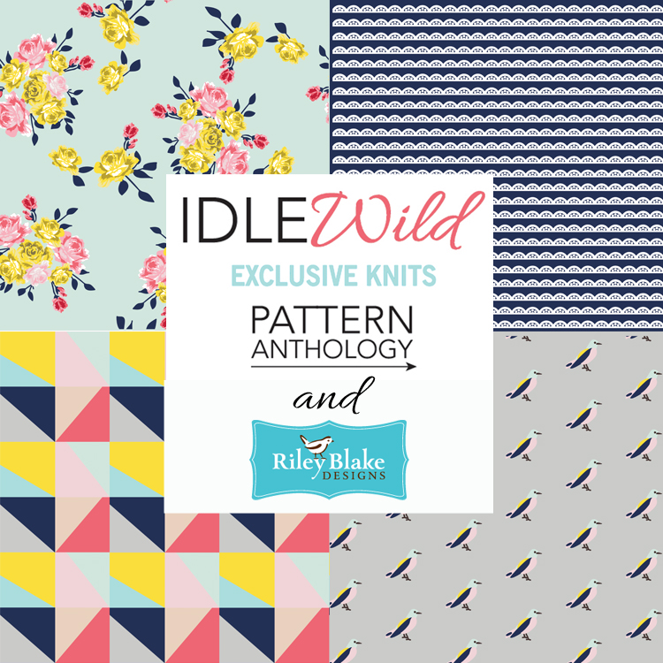 IdleWild Fabric Line || Coming Soon