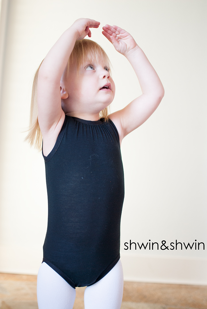 FREE Ballerina Leotard Pattern - Shwin and Shwin