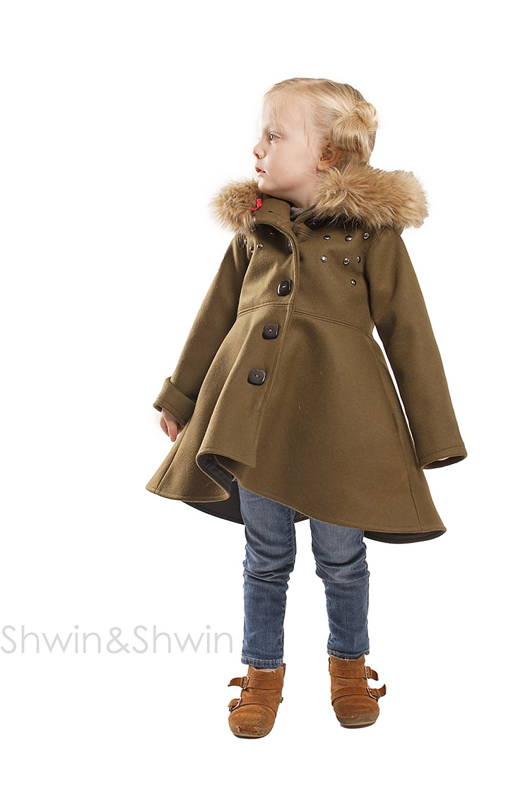 Nina Coat Free Hood Pattern Add On Shwin And Shwin