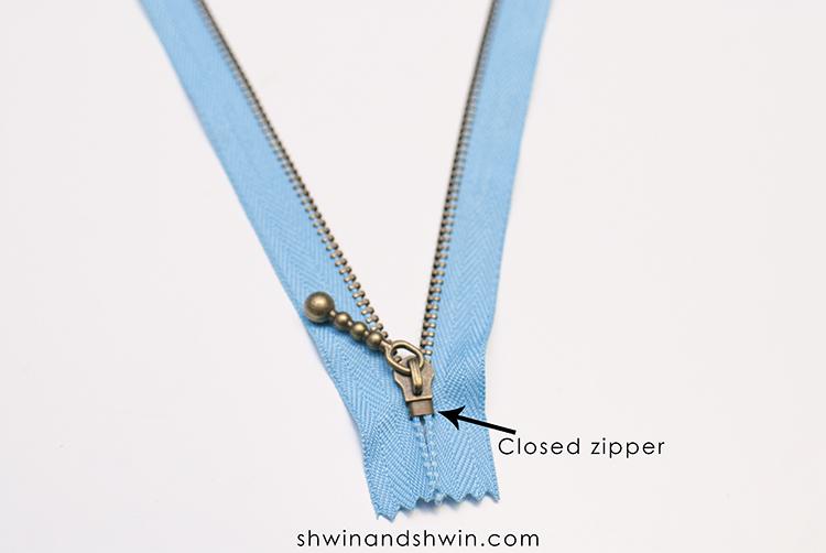 How to sew a zipper    All about zippers    Shwin&Shwin