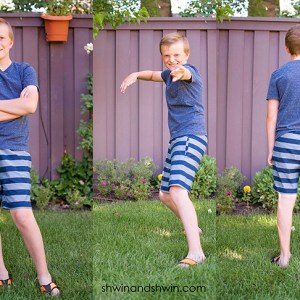 Free Basic Shorts Pattern || Shwin&Shwin