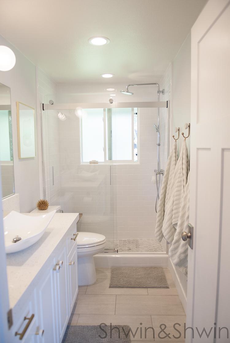 Bathroom Renovation Upstairs Bath Shwin And Shwin