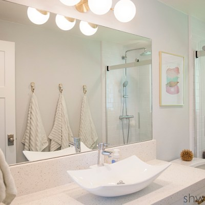 Bathroom Renovation || Upstairs Bath