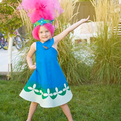 """Poppy"" Costume 