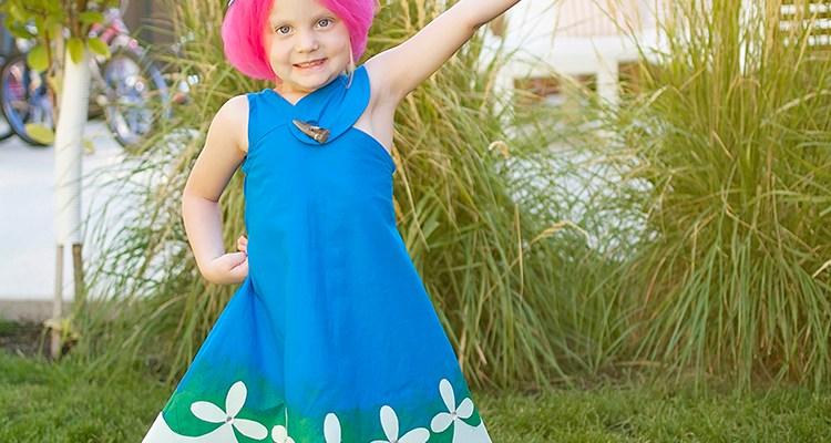"""Poppy"" Costume || Free Pattern"