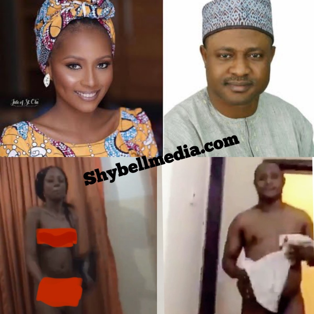 Hausa Actress, Maryam Booth Reacts To Her Leaked Nude Video, Accuses Her Ex Boyfriend | | Igbere TV