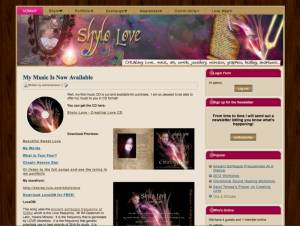 First Shylo Love Website 2008