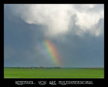 You Are Multidimensional By Book Of Light