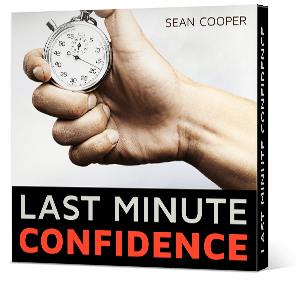 last minute confidence coverv1 - Sean Cooper - Conversation Hacking Module 1