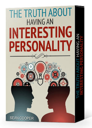 personalitycoverv1 - Sean Cooper - Conversation Hacking Module 1