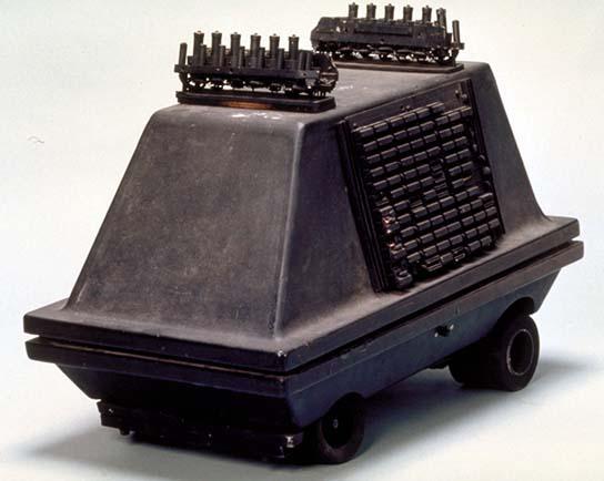 Robot MSE-6 issu de la trilogie de film Star Wars