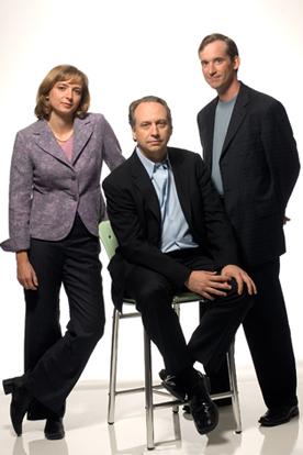 Les co-fondateurs de la société iRobot