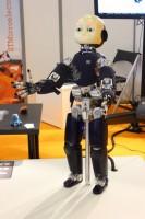 Le Robot ICub de L'IIT