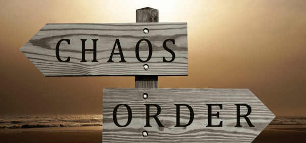 Chaos and Order Featured Images