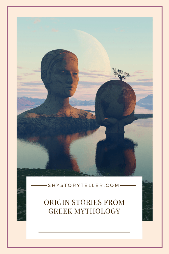 Greek Mythology Origin Stories