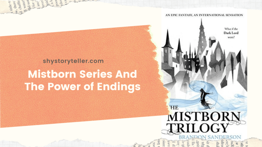 Blog Featured Image - Mistborn Series