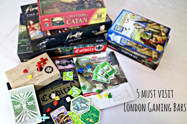 London Gaming Bars head image