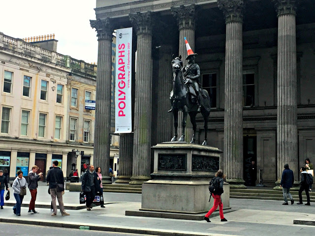 Glasgow city from the Travel Roundup