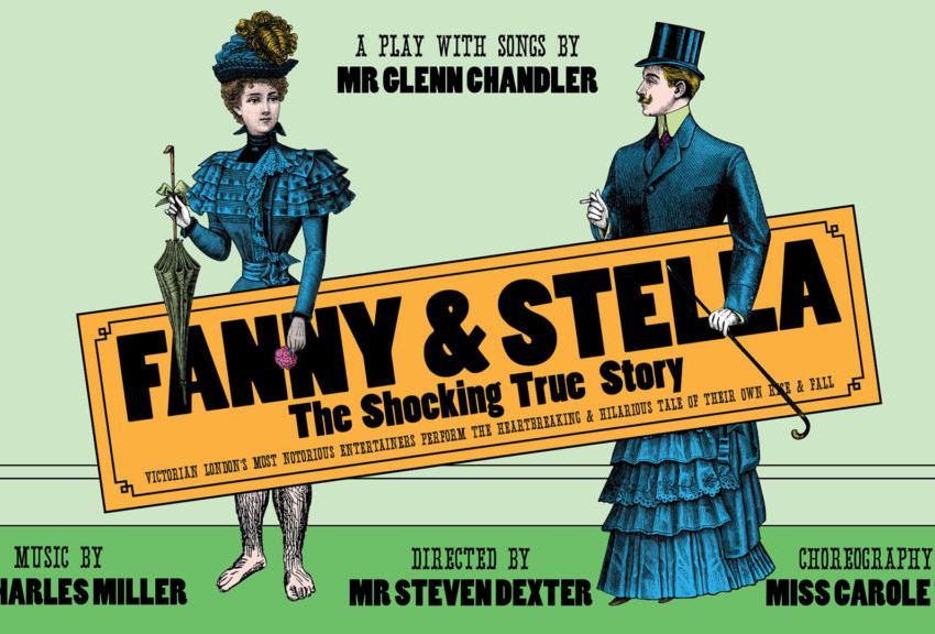 Fanny & Stella Theatre Posster