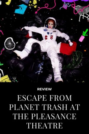 Escape From Planet Trash Pinterest Pin