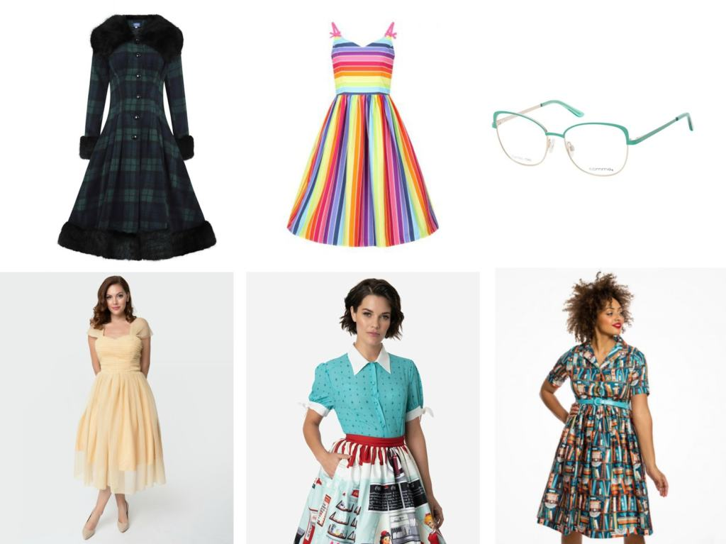 Vintage fashion wish list